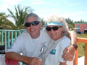 Bob & Jane from s/v Flextime